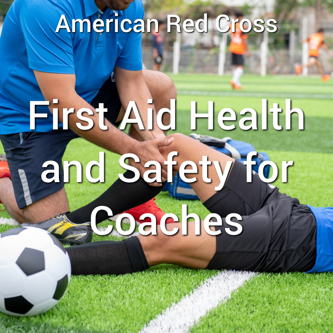 First Aid, Health and Safety for Coaches - Online Course