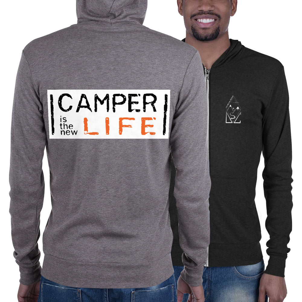 Veste à capuche Orange is the new black version Campeur - Designed For Campers