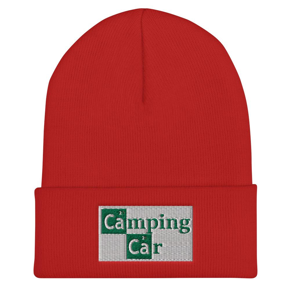 Bonnet Breaking Bad pour fan de camping-cars - Designed For Campers