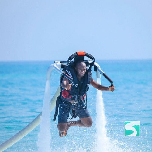 Activity jetpack flying 30 minutes Koh Samui - kohsamui.tours