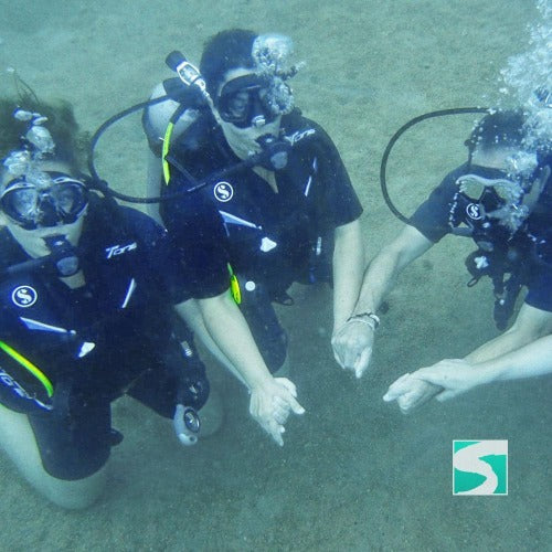 Trial Diving Koh Tao - Experience the open sea - kohsamui.tours