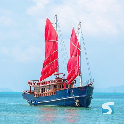Boat excursion with brunch around Koh Panghan - kohsamui.tours