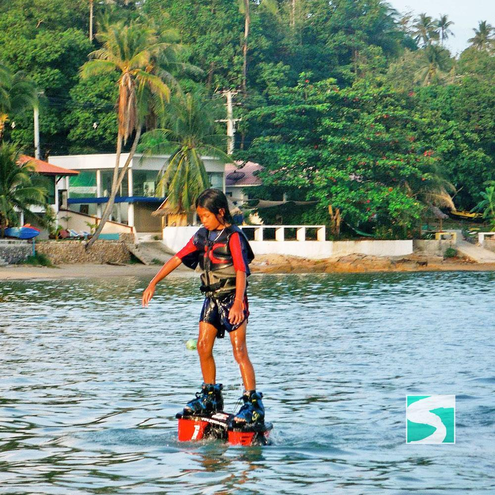 Jetboard 30 Minutes - Water Activity of cruise ships - kohsamui.tours