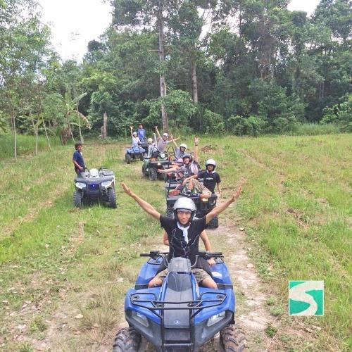 Quad Adventure- Tours For Cruise Ship Passengers - kohsamui.tours