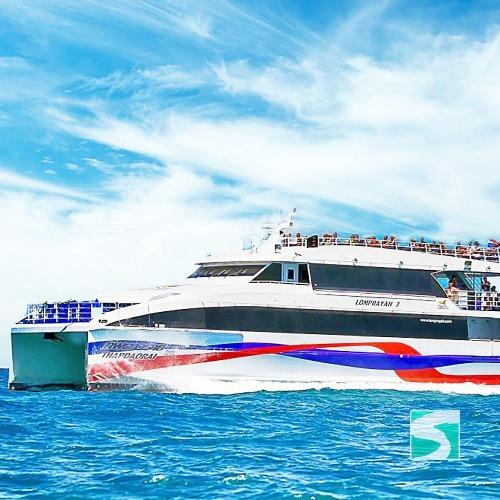 Koh Samui Transfer Koh Tao Island by Ferry and Minibus - kohsamui.tours