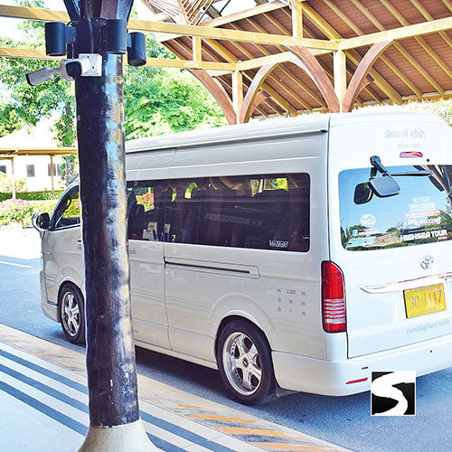 Airport Transfer Taling Ngam - Pick up