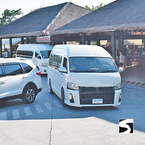 Airport Transfer Bophut - Pick up
