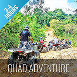 ATV Quad island tour Koh samui 3 Hours