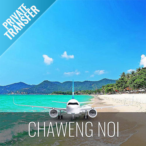 Airport Transfer Chaweng Noi - Pick up