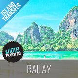 Koh Samui Transfer Railay (Ao Nammao Port) by Ferry and Minibus - kohsamui.tours