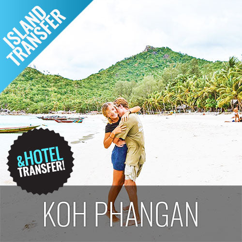 Koh Samui Transfer Koh Phangan (Thongsala) by Ferry and Minibus - kohsamuiausflug.de