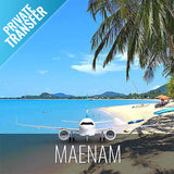 Airport Transfer Maenam - Pick up - kohsamui.tours