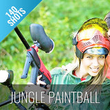 Activity paintball tropical jungle Koh Samui - kohsamui.tours