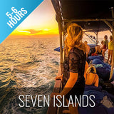 7 islands tour with sunset