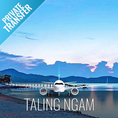 Airport Transfer Taling Ngam - Pick up  - kohsamui.tours