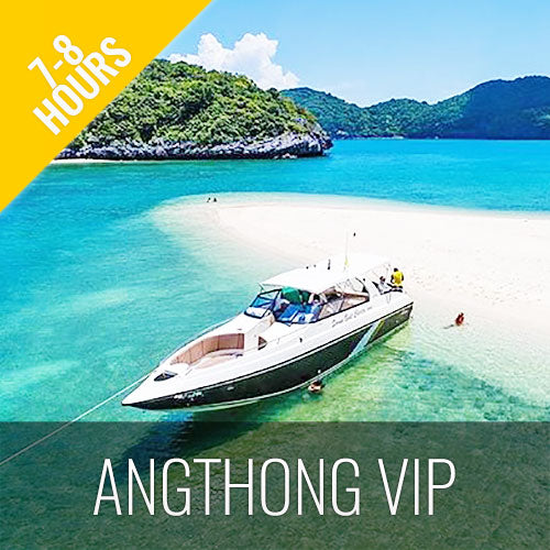 VIP FULL DAY BOAT TOUR TO ANGTHONG PARK