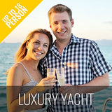 LUXURY EXPERIENCE SUNSET CRUISE - YACHT EXCURSION - kohsamui.tours