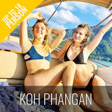EXCLUSIVE PRIVATE BOAT TOUR - HALF DAY KOH PHANGAN