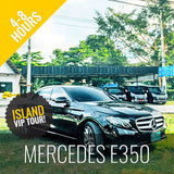 EXCLUSIVE TOUR IN MERCEDES - ATTRACTIONS FREE SELECTABLE - kohsamui.tours