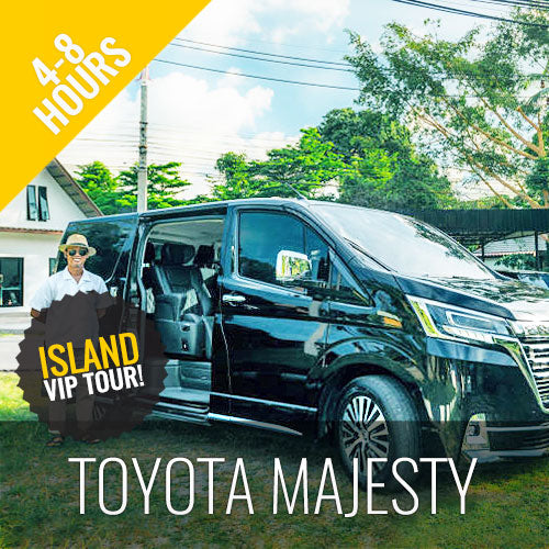 EXCLUSIVE TOUR IN LUXURY MINIBUS - ATTRACTIONS FREE SELECTABLE - kohsamui.tours