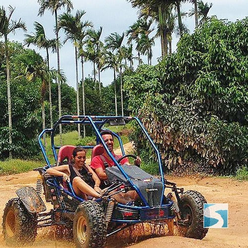 Quad Excursion 4 hours - cruise ship passenger - kohsamui.tours