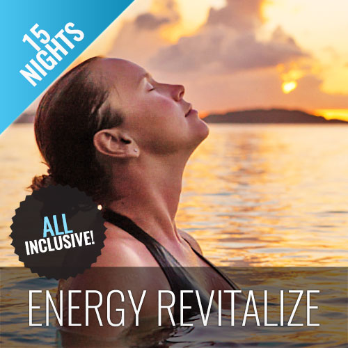 Revitalize Your Energy 15 Days All Inclusive Package Lamai