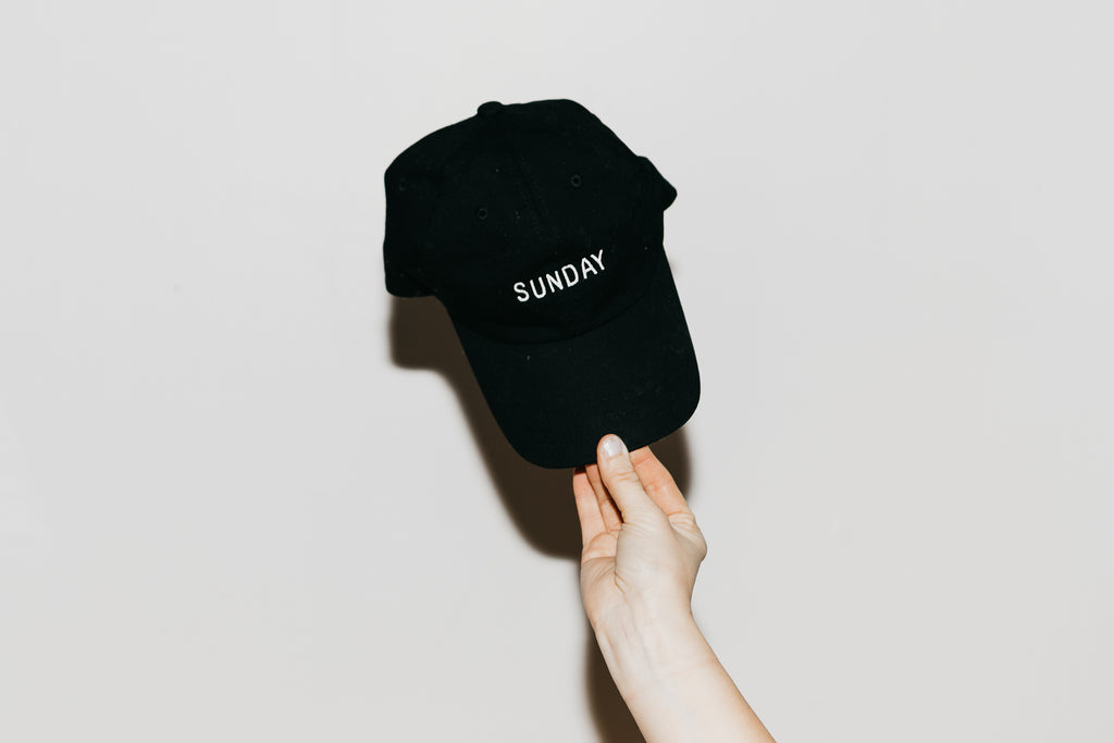 Simply Sunday Dad Cap