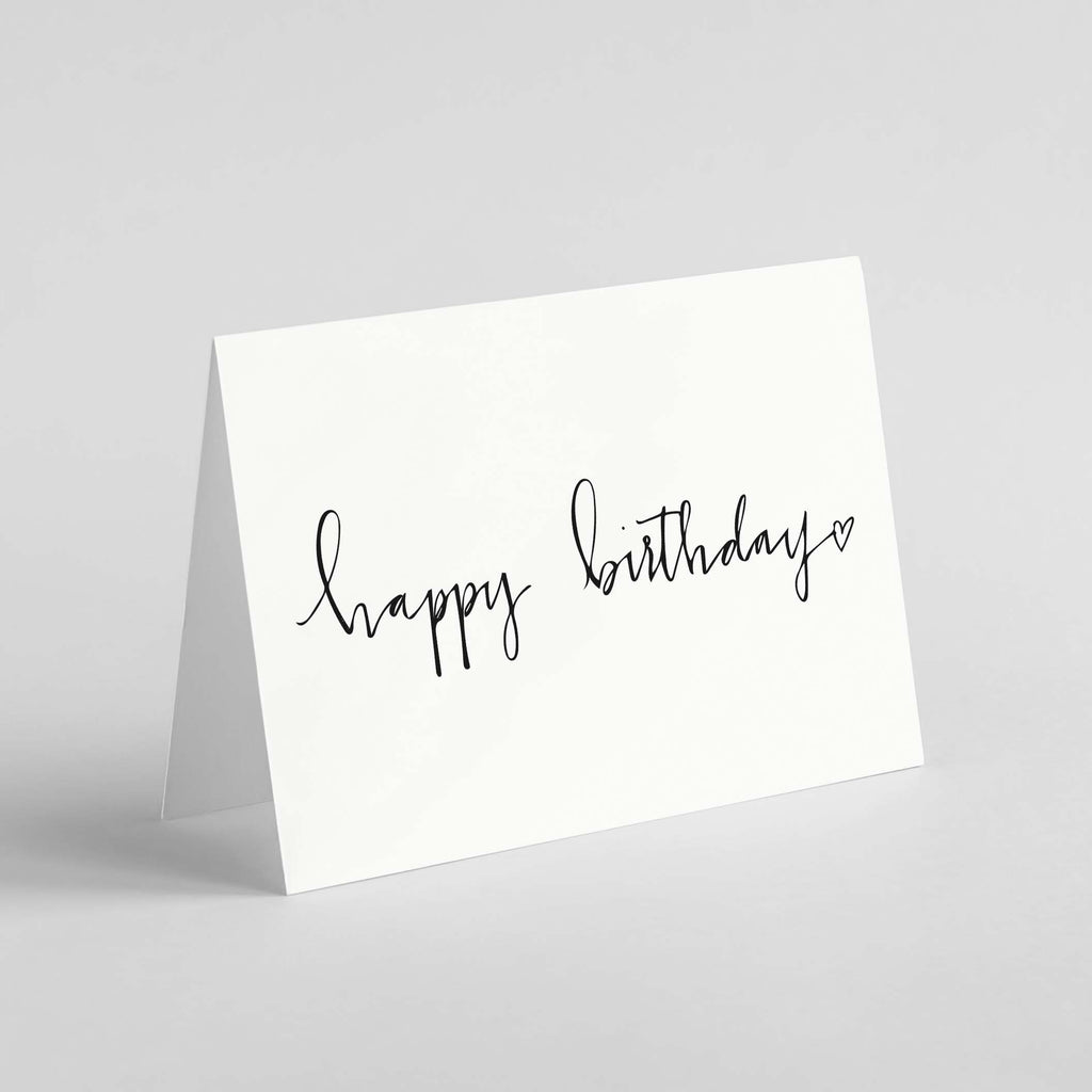 "Wild Caught Co. ""Happy Birthday"" - Greeting Card"