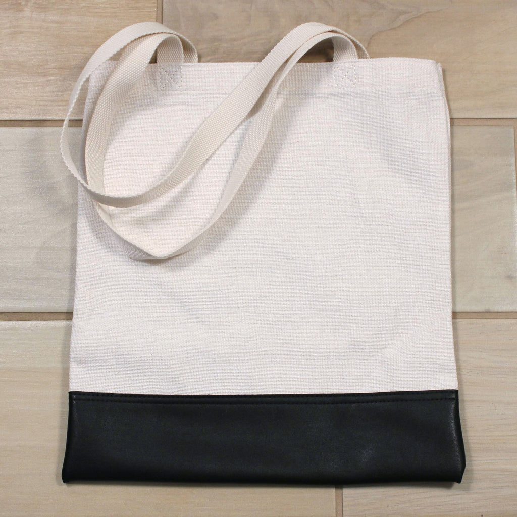 "Ramya Art Studio ""Snapshot"" - Linen Tote Bag (Multiple styles available!)"
