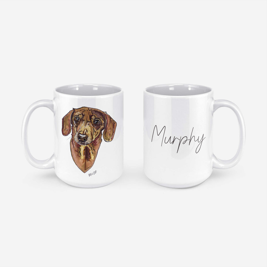 Animal Ink Co. - Pet Portrait Mug