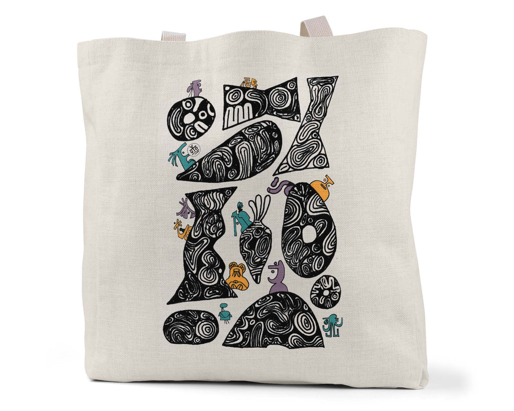 "Jeremy Yuto Nakamura ""Playground"" - Tote Bag (Multiple styles available!)"
