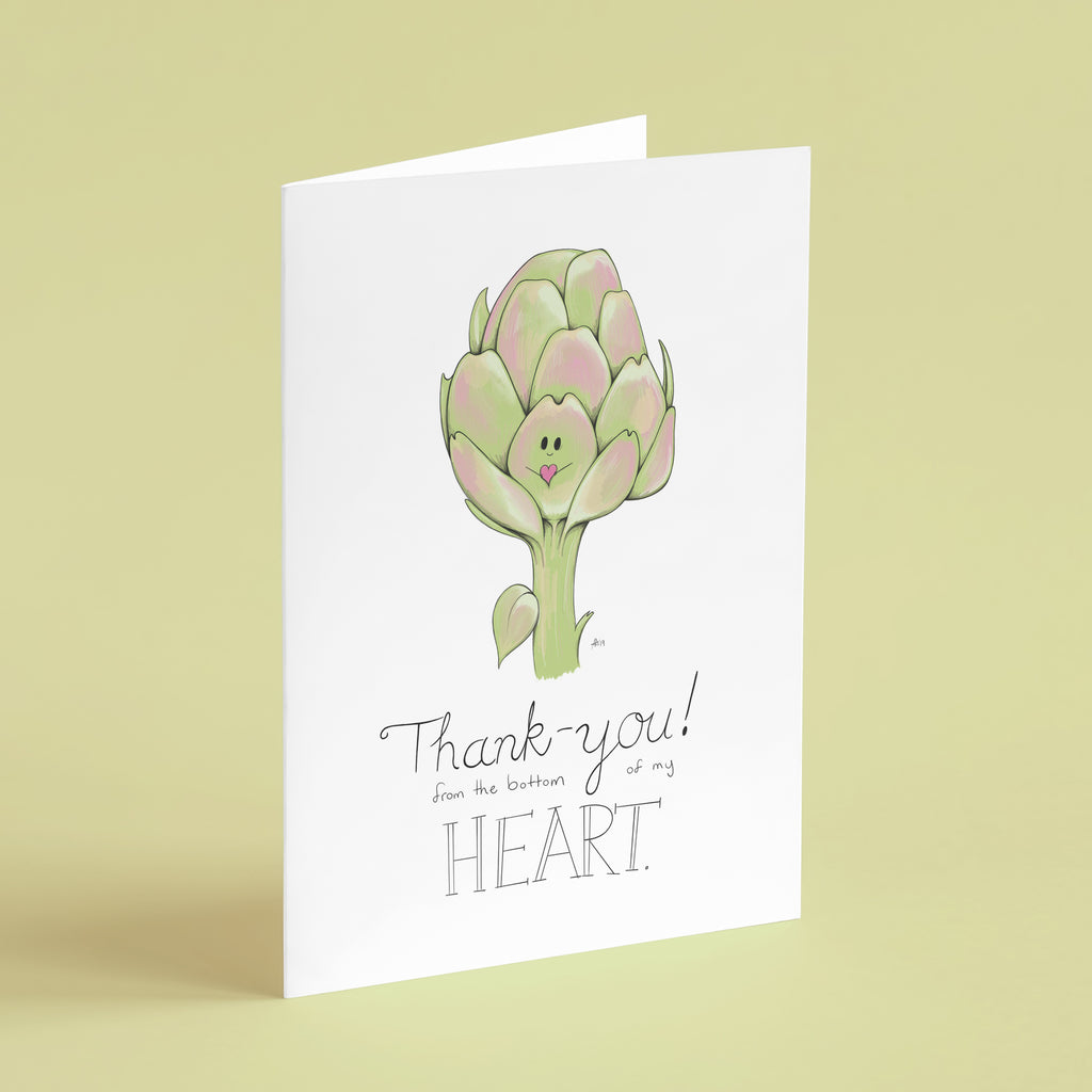 "BehindTheBits ""Thank-You"" - Greeting Card"