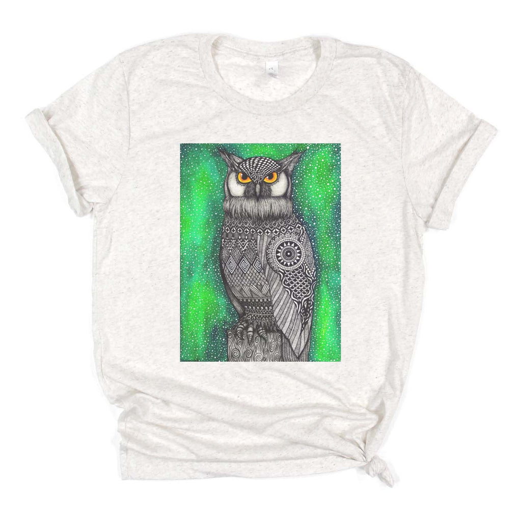 "Savvy Art ""The Watcher (Colored Version)"" - Shirt (Multiple styles available!)"