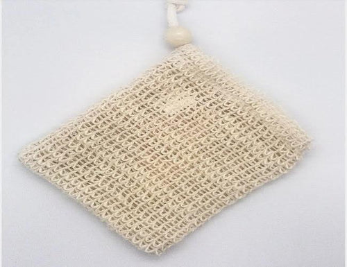 Sisal Soap Bag - Emerald Earth