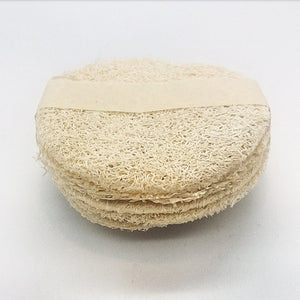 Loofah Facial Pads - Emerald Earth