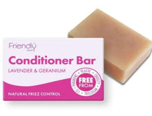 Load image into Gallery viewer, Lavender & Geranium Conditioner Bar - Emerald Earth