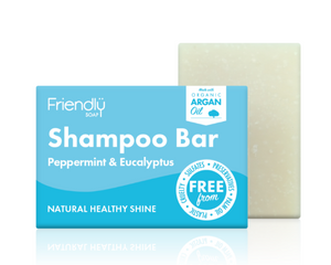 Peppermint & Eucalyptus Shampoo Bar