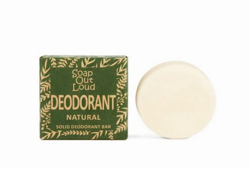 Deodorant Bar - Lemon & Lime