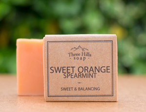Irish natural hand soap bar zero waste