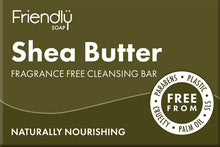 Load image into Gallery viewer, Shea Butter Facial Bar - Emerald Earth