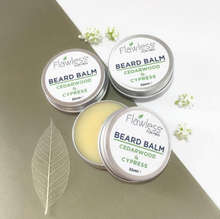 Load image into Gallery viewer, Cedarwood & Cypress Beard Balm - Emerald Earth