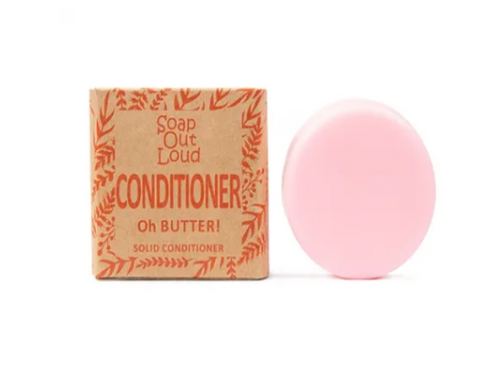 'OhBUTTER!' Solid Conditioner Bar - Emerald Earth