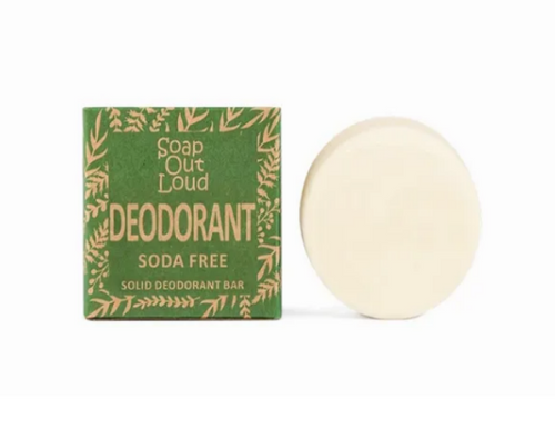 Deodorant Bar - Lavender & Tea Tree (Soda Free)
