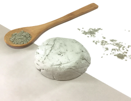 French Green Clay Face Mask - Emerald Earth