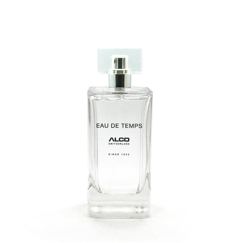 EAU DE TEMPS Silver and Rubber