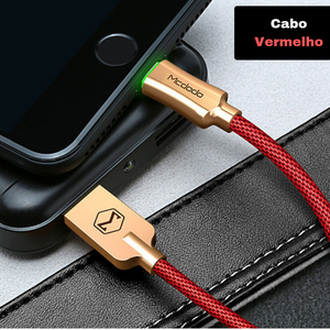 Super Cabo USB 3x1 para iPhone