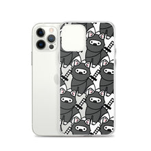 Load image into Gallery viewer, Rexeey - Transparent Ninja Rex iPhone Case