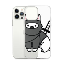 Load image into Gallery viewer, Rexeey - Transparent Ninja Rex V2 iPhone Case