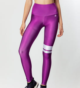 ESSENTIAL PURPLE LEGGINGS