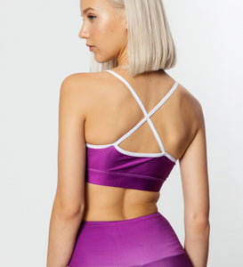 ESSENTIAL PURPLE SPORTS TOP
